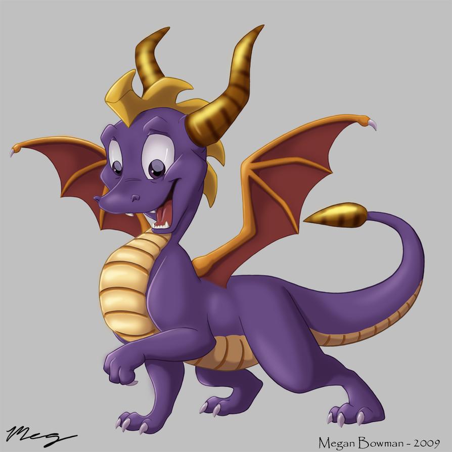 Spyro by epesi