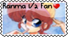 Ranma Fan Stamp by RanmaGirlSaotome