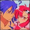 Yoko and Kamina avatar 04 by RanmaGirlSaotome