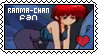 Ranma-Chan fan stamp by RanmaGirlSaotome