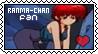 Ranma-Chan fan stamp by RanmaGirlSaotome