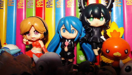 My Vocaloids by RanmaGirlSaotome