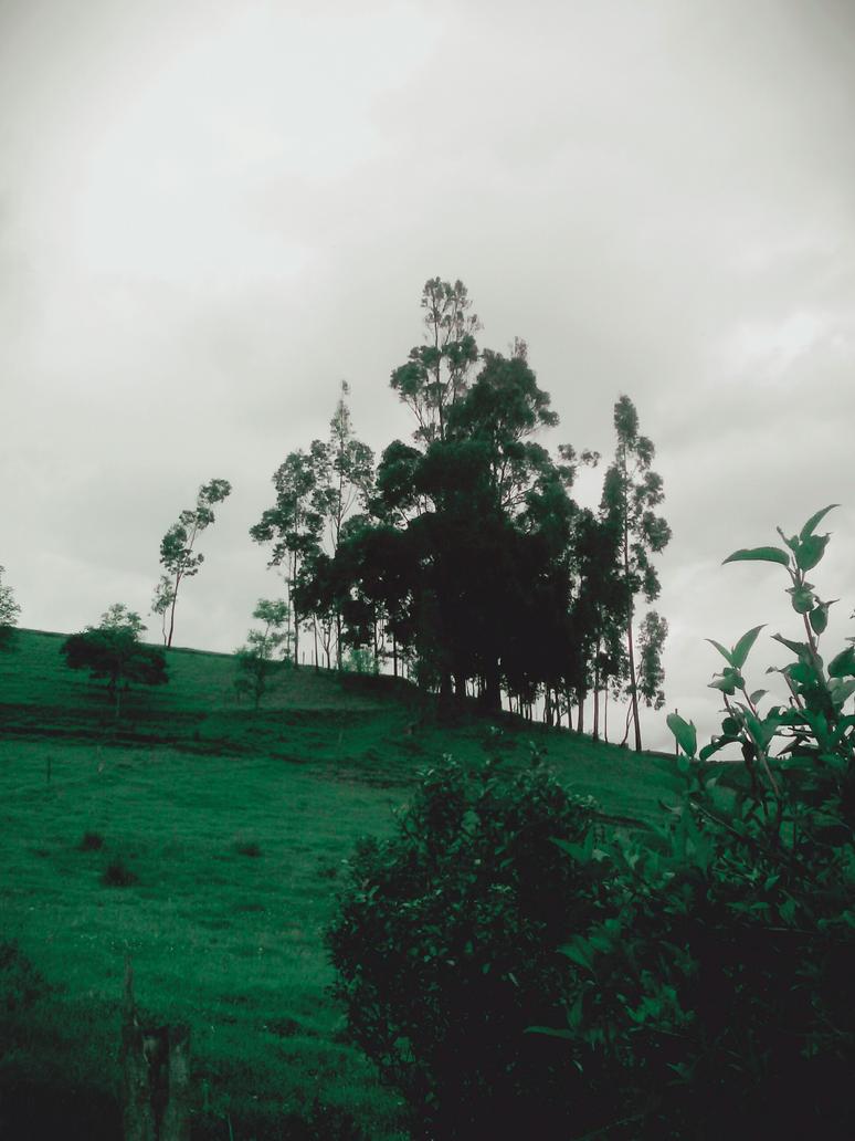 Green by An-KoArt