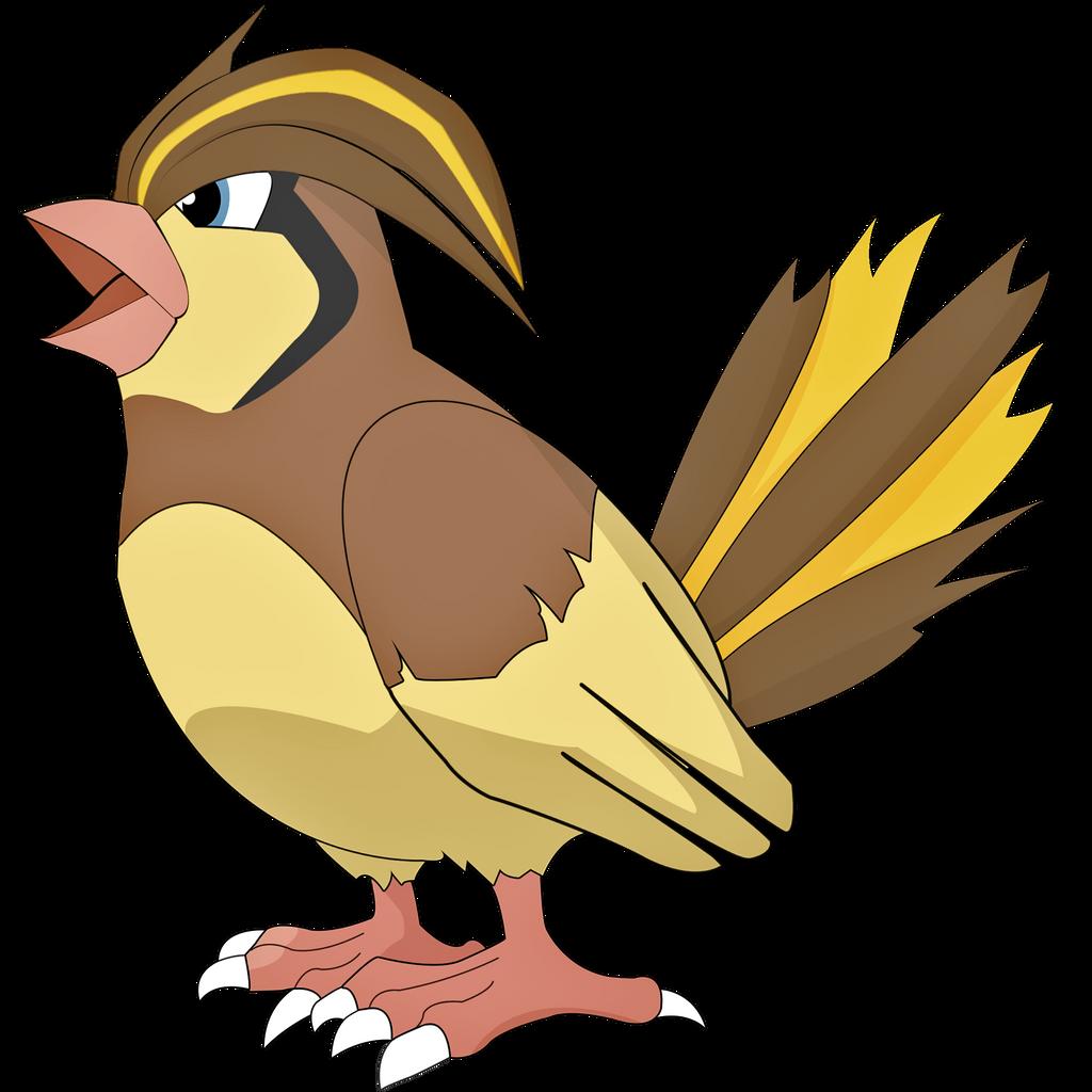 Pokemon Pidgeotto Images