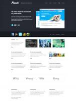 Pando - Wordpress Theme