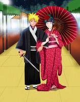 Request Naruto and Hinata by Sal-88