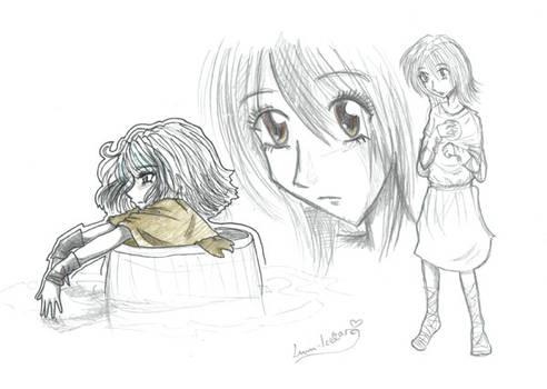 Orphan child