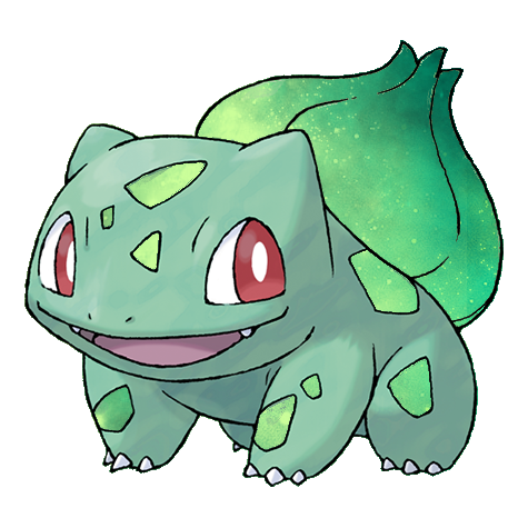 Galaxy Bulbasaur