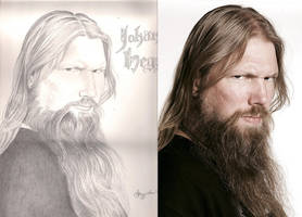 Johan Hegg Side by Side
