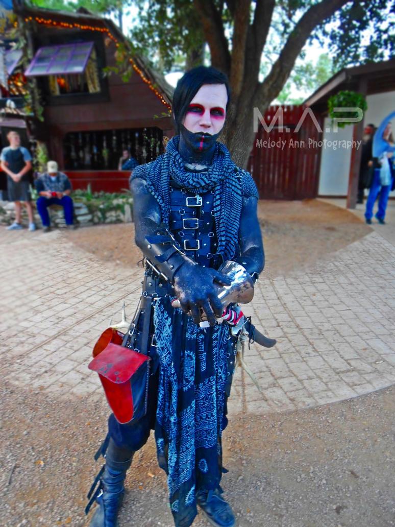 Badass Costume by MelodyAnderson
