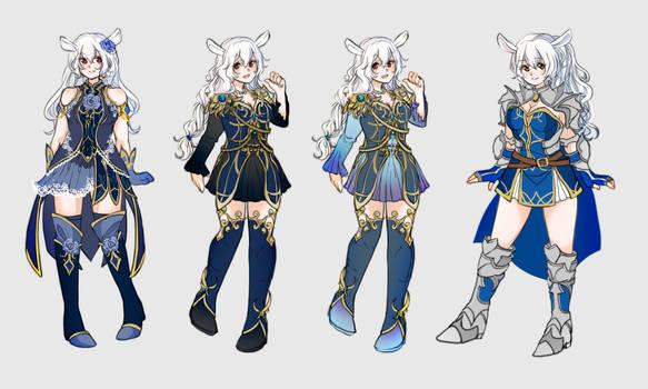 COMMISSION (Wardrobe): arc-ana