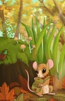 Autumn Harvest by NeonSlushie