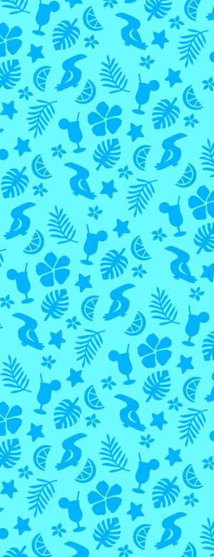 Tropical Pattern [Free Custom Box]
