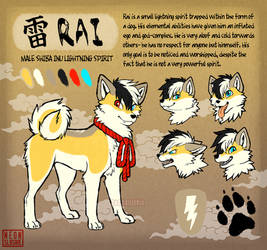 Rai Reference 2016 by NeonSlushie