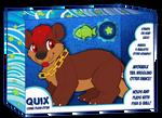 Quix Plush Packaging