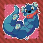 Otter Plush - March
