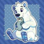 Polar Bear Plush - December