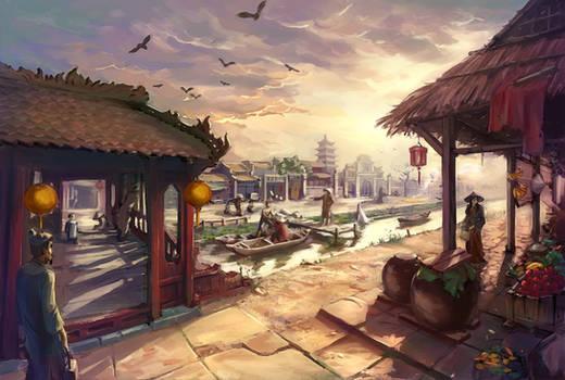 Viet Nam Landscape 06