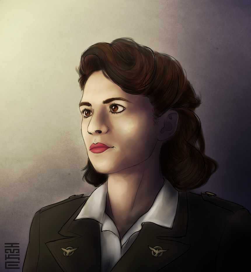 Agent Carter by imke14