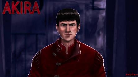 [Akira Fan Art] Kaneda.