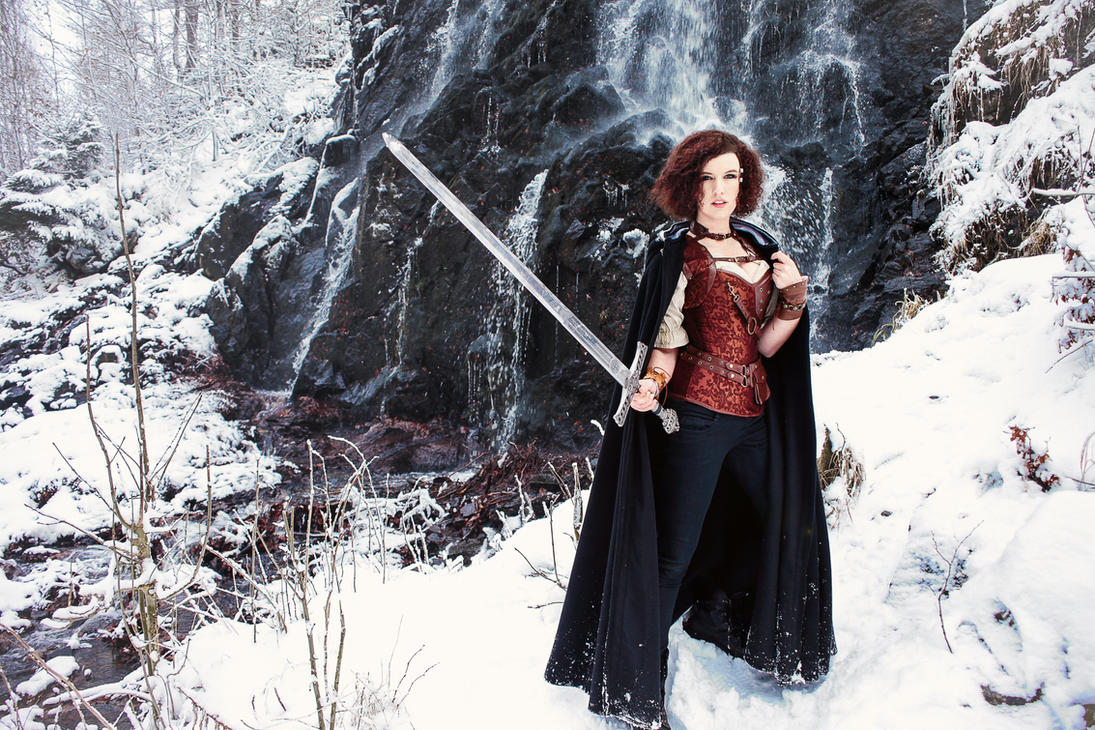 snow I by Dageeling007
