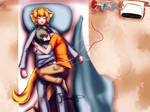 get well soon kitty by TemeroHimitaki