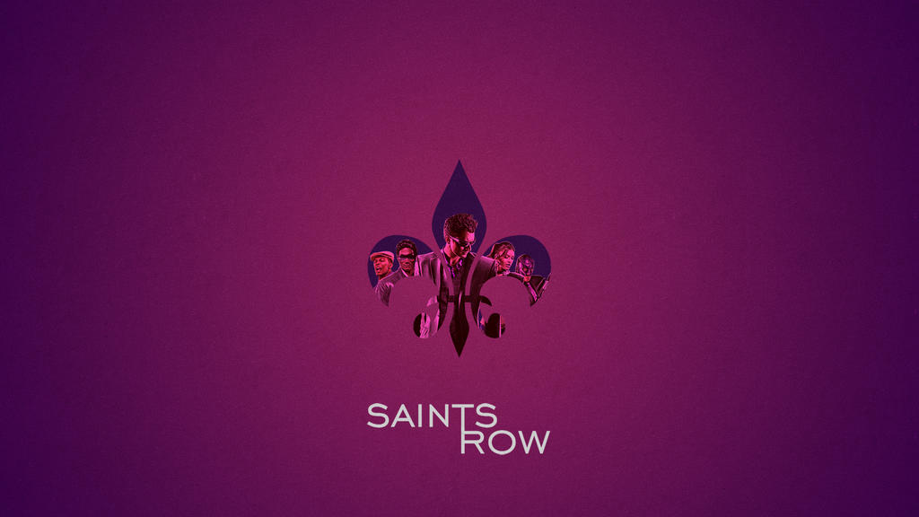 Saints Row Wallpaper Without Tagline By Kerr4ng On Deviantart