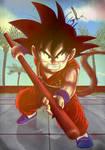 Kid Goku - Tenkaichi Budokai Souvenir