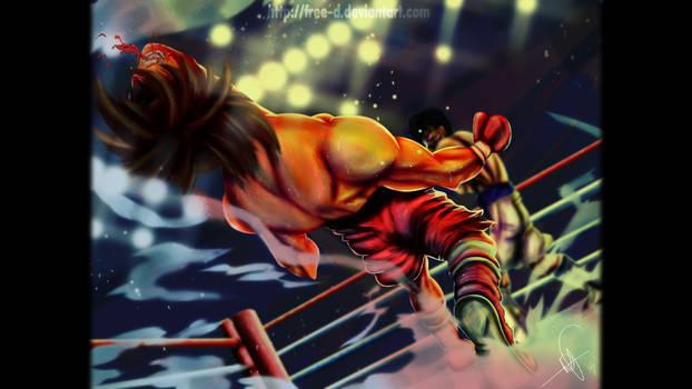 Gazelle Punch !