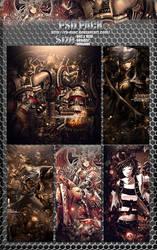 Pack PSD by Azathoth-N