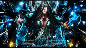 Irelia by Azathoth-N
