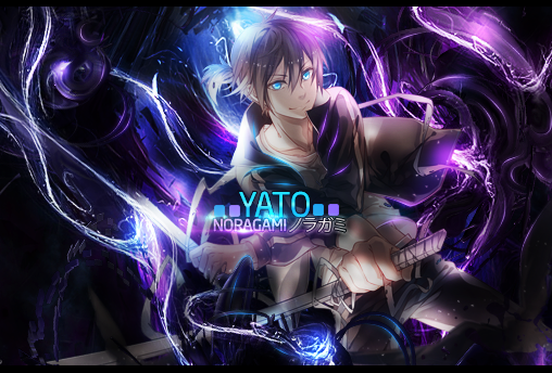 Yato by Azathoth-N
