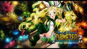 Demeter by Azathoth-N