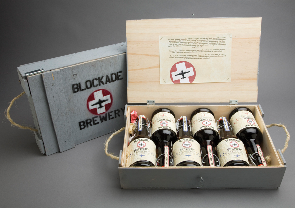 Blockade Brewery by willsandbills