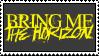 Bring Me The Horizon Stamp by CyanideSeason