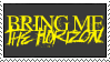 Bring Me The Horizon Stamp by CyanideSeason