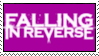 Falling In Reverse Stamp by CyanideSeason