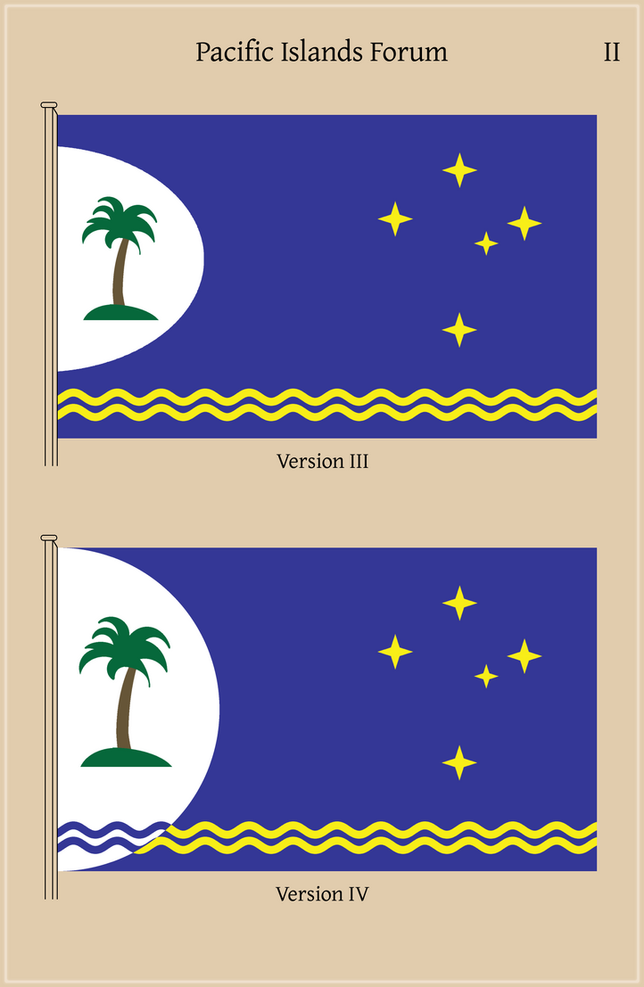 (Fictional) Pacific Islands Forum II by Expect-Delays