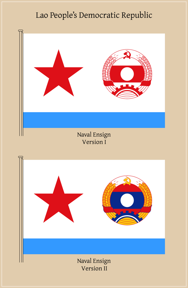 (Fictional) Lao People's Democratic Republic I by Expect-Delays