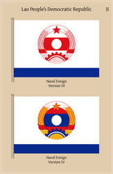 (Fictional) Lao People's Democratic Republic II by Expect-Delays
