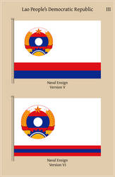 (Fictional) Lao People's Democratic Republic III by Expect-Delays