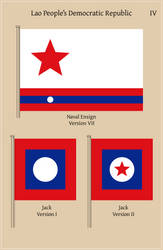 (Fictional) Lao People's Democratic Republic IV by Expect-Delays