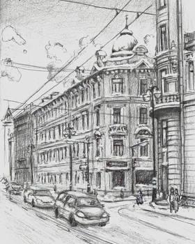 Saint Petersburg,  Petrogradskaya side
