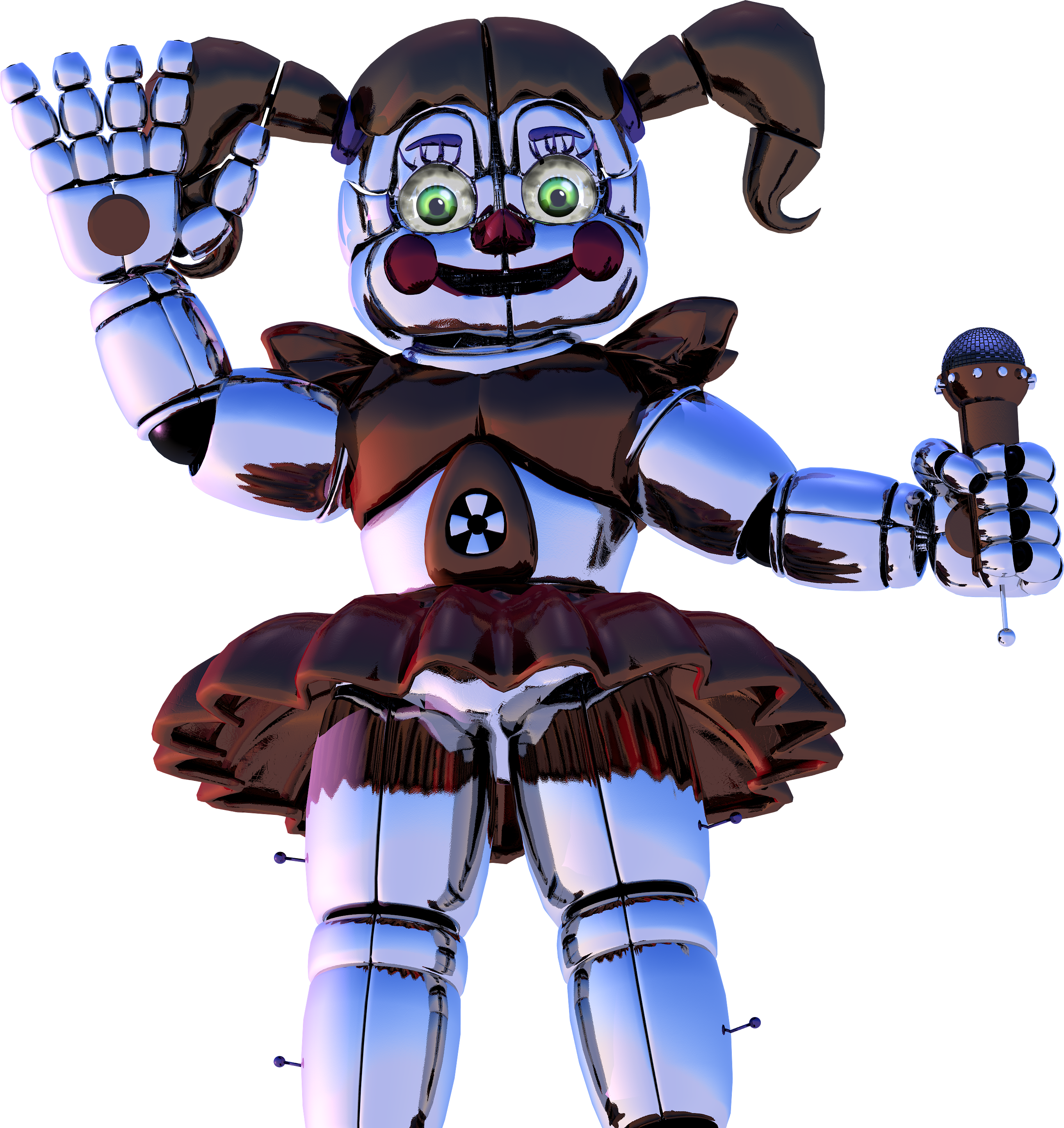 Sister Location Circus Baby By Toasted912 On Deviantart