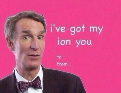 bill nye valentine - sendable version by Toasted912