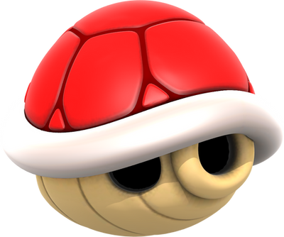 Red Shell by Toasted912