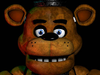 Freddy render by toasted912