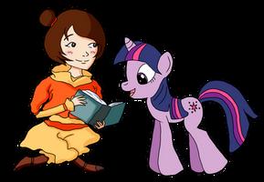 Bookworms by YellowWatermelon