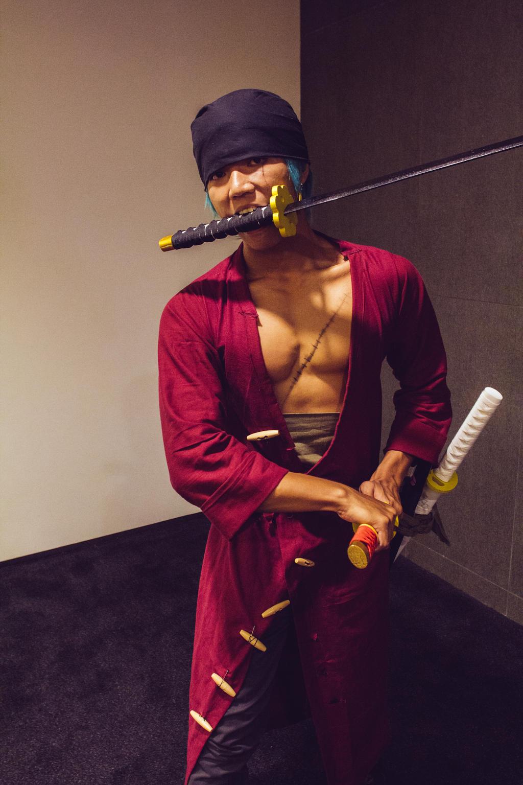 One Piece Film Z by jlrave