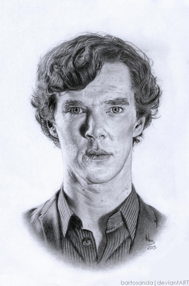 Mr. Sherlock Holmes by bartosanda